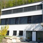 Construction d'une villa familiale, La Bretenause – Romainmôtier