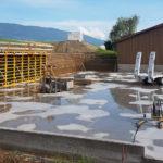 Construction d'un hangar agricole - Cuarnens