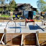 Construction d'une villa familiale ossature bois, Croy