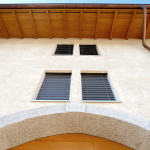Rénovation de façades, Croy