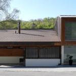 Transformation d'une maison individuelle, Croy