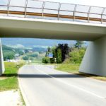 Réfection du pont RC153 – DGMR, Croy